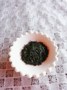 春待ちかぶせ茶茶葉
